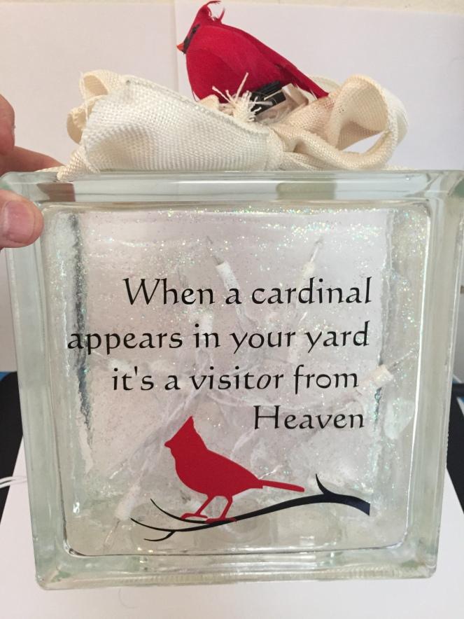 cardinal gift