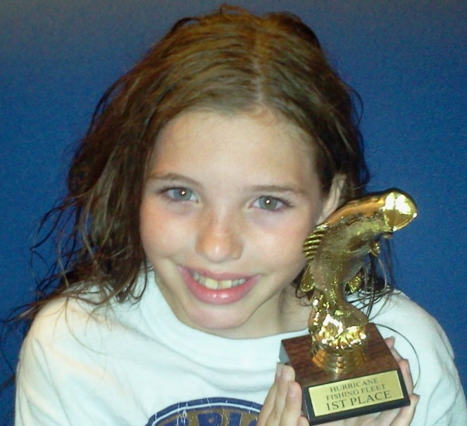 Sarah Fishes Trophy