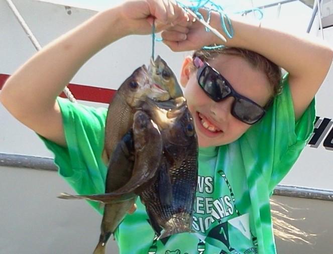 Sarah Fishes
